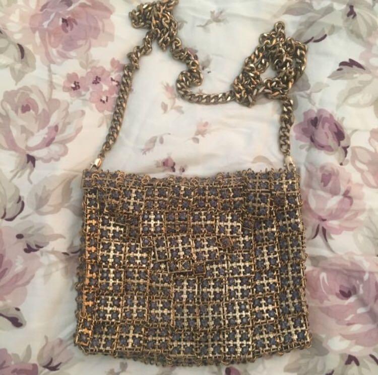 Zara Dolce and Gabbana inspired bag