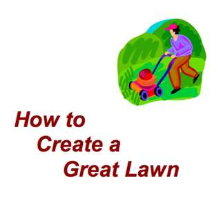 How To Create A Great Lawn eBook
