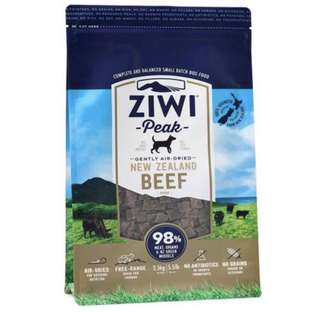 ZiwiPeak Daily Dog Air Dried Beef Cuisine (Improved Formula) 4kg