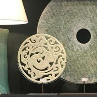 Stone Decor Discs