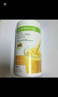 包郵 營養蛋白素(芒果味)原裝 Herbalife 康寶萊