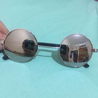Kacamata boboho silver