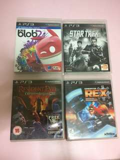 PS3 Video Game Sales!