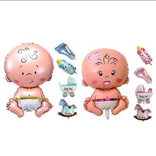 Baby Shower Balloon set