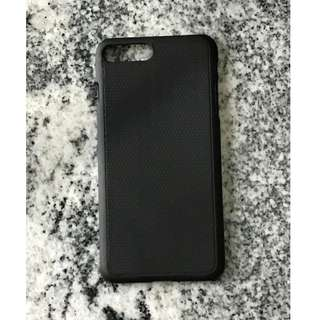 Iphone 7+ magnetic black case