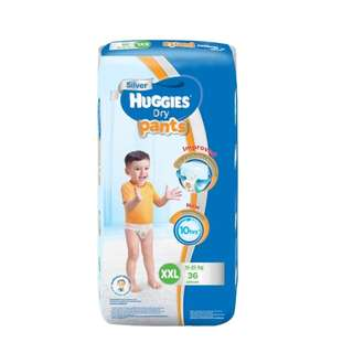 Huggies Dry Pants XXL36 Super Jumbo (3 pack)