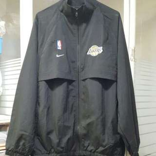 New Nike NBA Los Angeles Lakers Jacket 全新 Nike NBA 洛杉機 湖人 外套