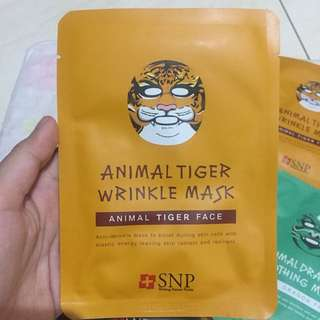 PROMO!!! Masker animal