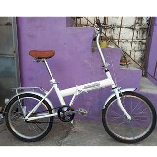 SOUTHERNPORT FOLDING BIKE (FREE DELIVERY AND NEGOTIABLE!)