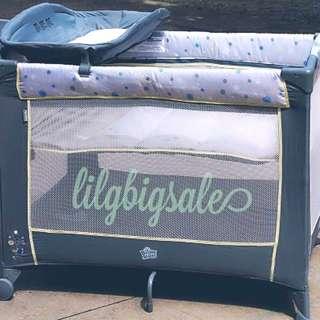 #ImlekHoki Ingenuity Bright starts Playard Playpen Baby box