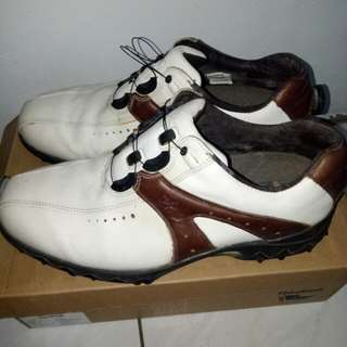Sepatu golf contour by footjoy