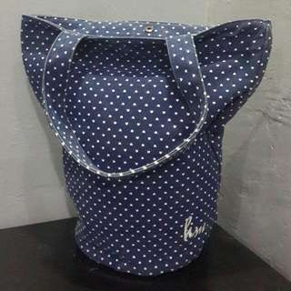 Canvas Denim Tote