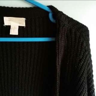 Forever 21 Oversized Knitted Cardigan