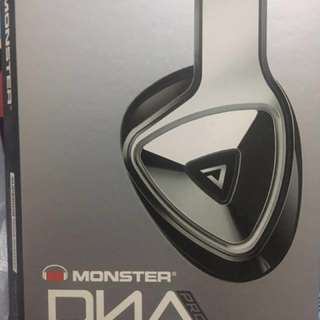 (耳機)Monster DNA POR