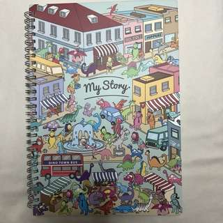 Notebook - My Story