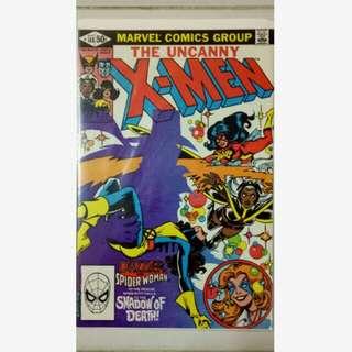 MARVEL COMICS UNCANNY X-MEN #148