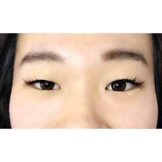Classic Eyelash Extensions C curl