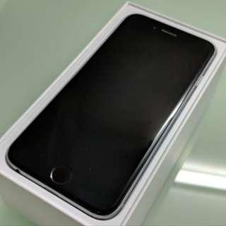 Iphone 6 太空灰 (幾乎全新,連原裝盒)