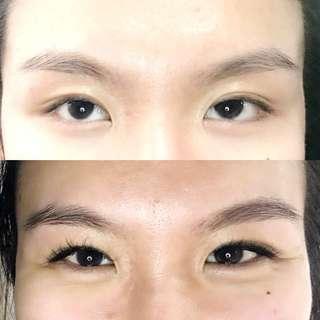 Classic Eyelash Extensions 8-11mm