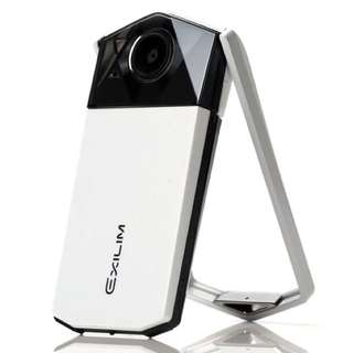 CASIO EX-TR70 自拍神器 數位相機(白色)