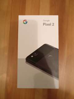 Google Pixel 2 / 64GB / Just Black / Best Android Phone