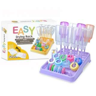 Autumnz Easy Bottle Drying Rack (Lilac)
