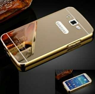 Casing Mirror Samsung GrandPrime