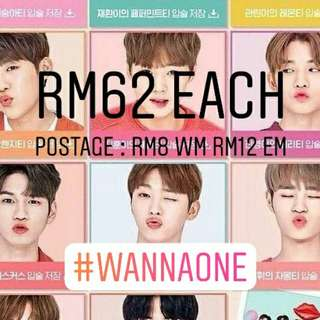 Wanna one X Innisfree Lipbalm