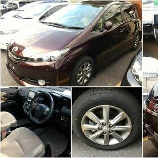 Toyota Wish 1.8G RARE