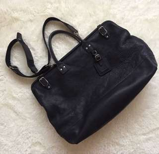 Sale!!! Billykirk Fine Leather Carryall bag