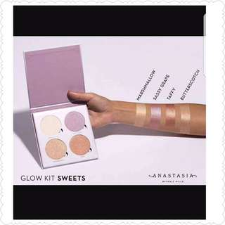 Anastasia glow kit highlighter