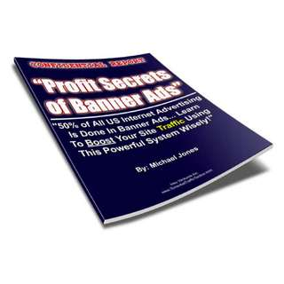 Profit Secrets of Banner Ads eBook