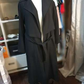 Zara Basic Long Coat