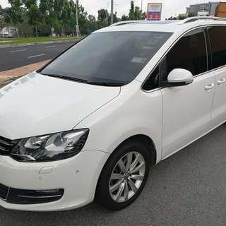 VW SHARAN 2.0 TSI