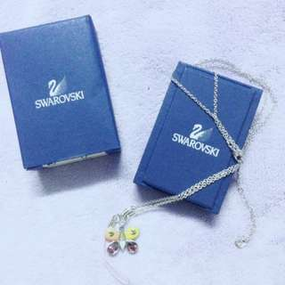 SWAROVSKI Butterfly Necklace & Mobile accessory