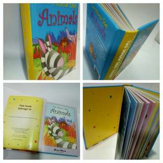 Children story book * Animals