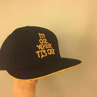 rip curl黑色cap帽