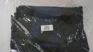 Tas Selempang Contrast Center Messenger Sling Bag Tucked In Murah Original
