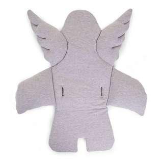 Childhome Angel Universal Seat Cushion (Jersey Grey)