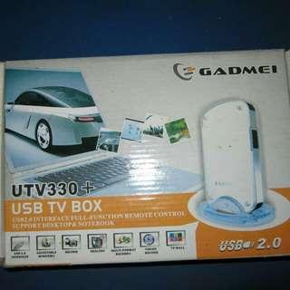 Gadmei UTV 330+ USB TV Tuner Box