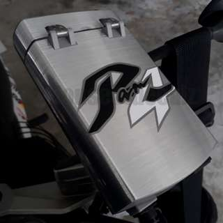 Customize iu unit sticker with arai ram4 logo