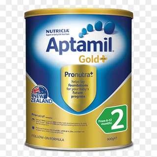 Aptamil Milk Powder Stage 2