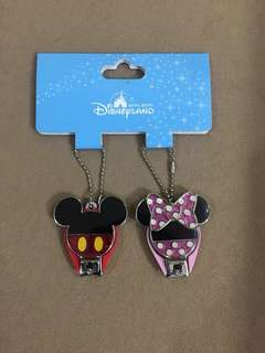 Mickey & Minnie Nail Clippers