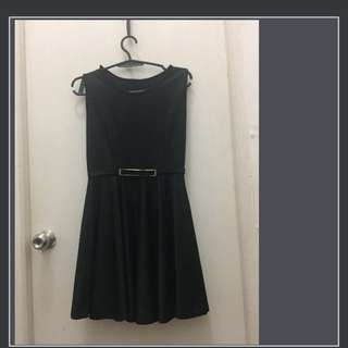 Black dress for teen and petite adult