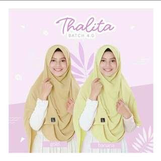 Pashmina/pasmina/jilbab/hijab instan thalita dari azmeela