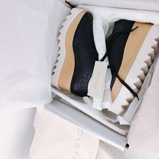 New Stella McCartney Platform EU 5 authentic