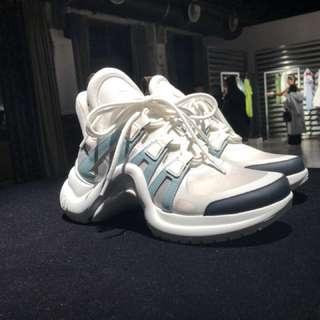 LV ARCHLIGHT 18ss秀款限量運動鞋