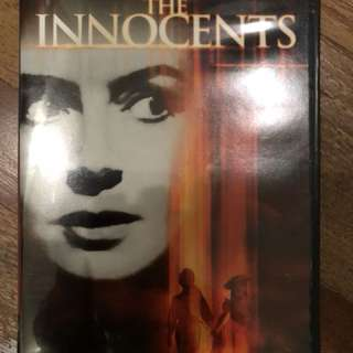 The Innocents (1961) R1 DVD