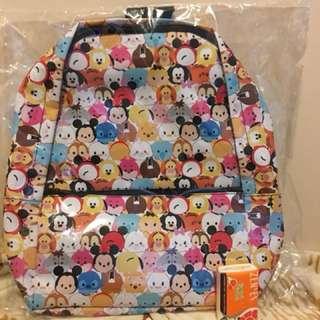 全新Disney背囊