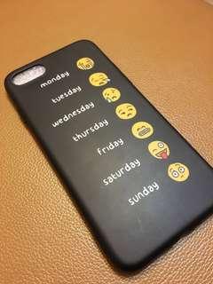 [隨你心情♥️]得意Emoji手機殻 - iPhone 6S/7適用